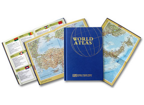 World Atlas: Pocket Edition